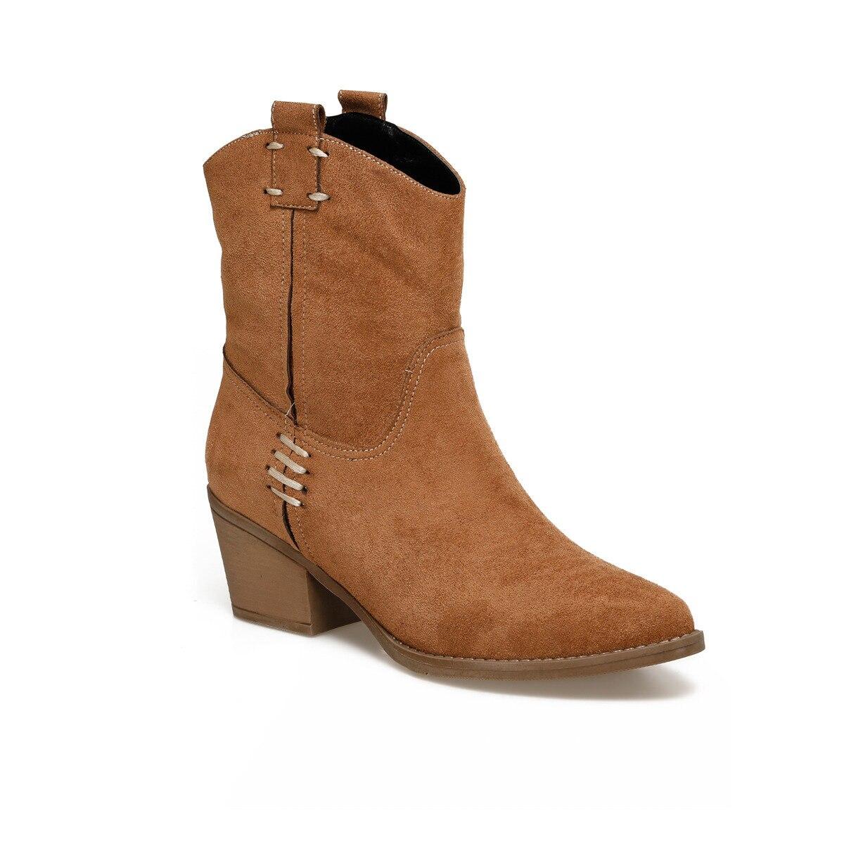 FLO 19SF-2090 Tan Women 'S Boots BUTIGO