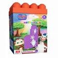 Animales de diseño de Terides de biología \ 16 piezas de juguetes educativos juego para niños y niñas animales biología juguete constructor de bloques para niños