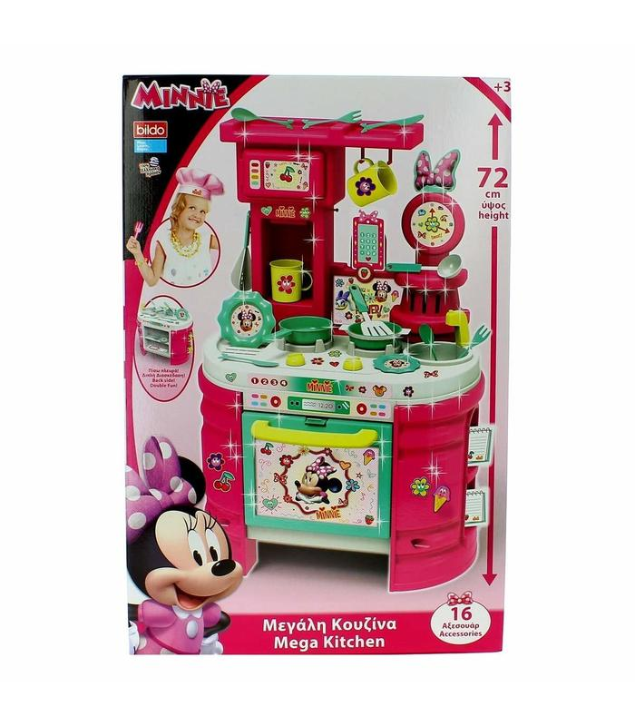 Mega Minnie Kitchen Toy Store Articles Created Handbook