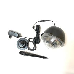 Лазерный проектор Plug-in card lawn lamp
