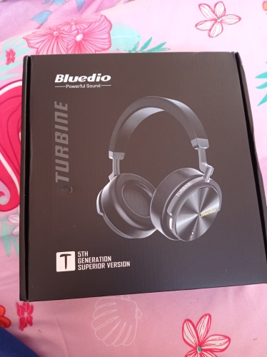 Bluedio T5 Active Noise Cancelling Wireless Bluetooth Headphones Portable Headset with microphone for phones and music headset with microphone active noiseactive noise cancelling - AliExpress