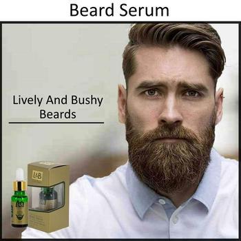 Luis Bien 100% Organic Beard Oil Beard growth oil for men beard care moisturizing beard moustache 1