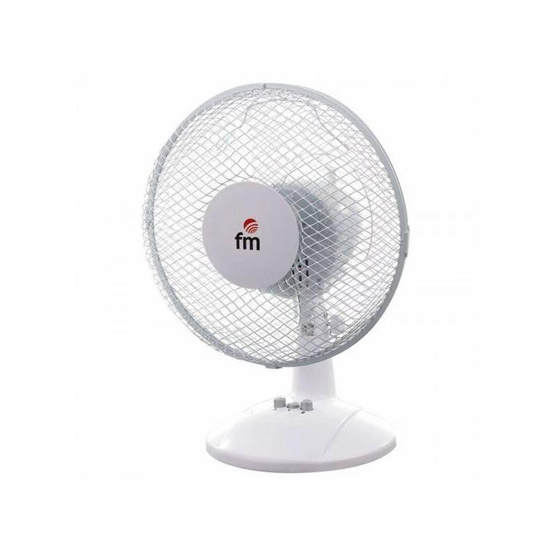 Fan Desktop Group FM S-123 30W White