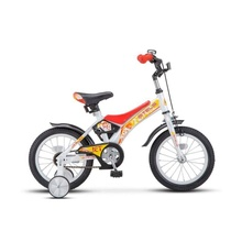 Велосипед Stels 14' Jet Z010, Белый/Красный