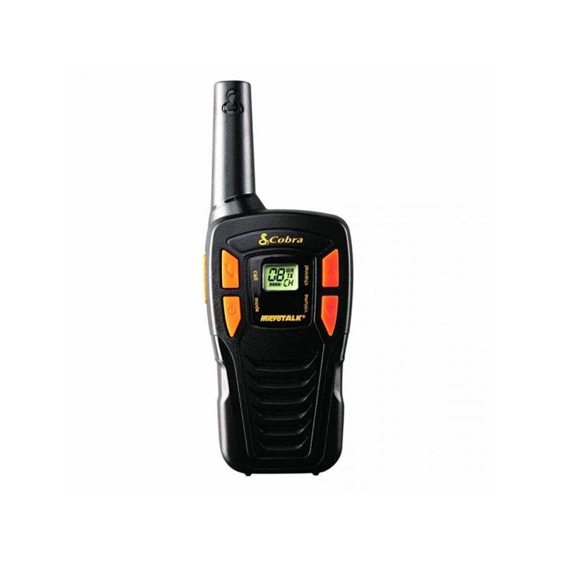 Walkie-Talkie Cobra PMR AM 245 5 KM Black
