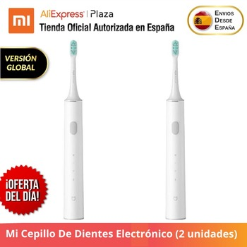 Xiaomi Mi T500 Electric Toothbrush (Wireless Inductive Charging,On/Off Button) Original Global Version
