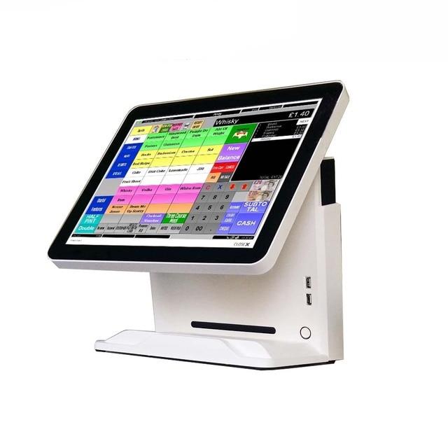 Système de vente d'usine pour les détaillants Point de vente ordinateur électronique bureau ComPOSxb marque caisse enregistreuse POS machine 1