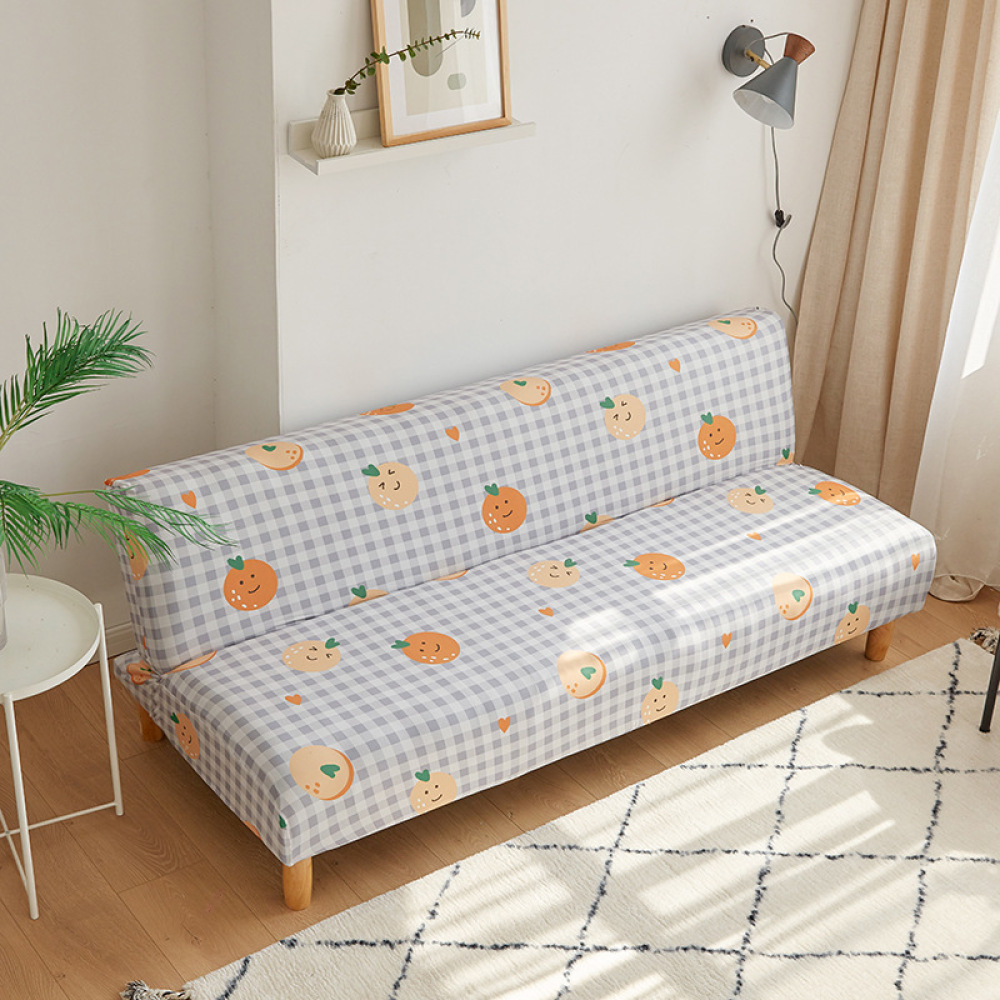 Купить простой эластичный чехол для дивана в гостиную хлопковые чехлы