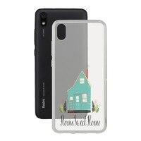 Mobile cover Xiaomi Redmi 7a Contact Flex Home TPU      -