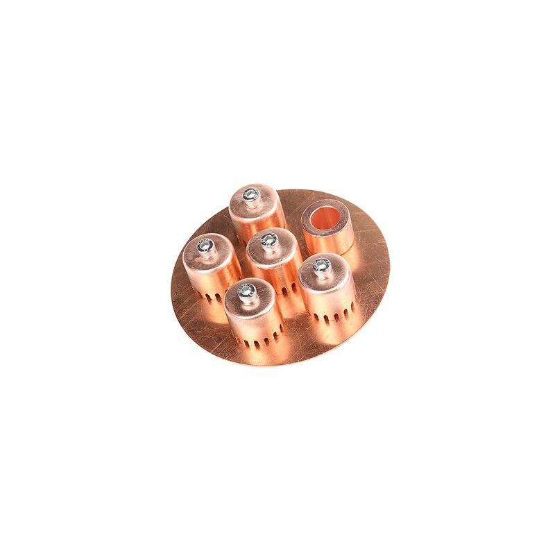 """Di Rame puro bolla piastra set per 4 """"colonna. Qualità Premium OD104mm-in Raccorderia per tubazioni da Miglioramento della casa su AliExpress - 11.11_Doppio 11Giorno dei single 1"""