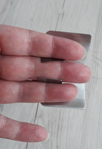 (????Early Christmas Sale????- Save 50% OFF) Finger guard (Buy more save more) - spencod photo review