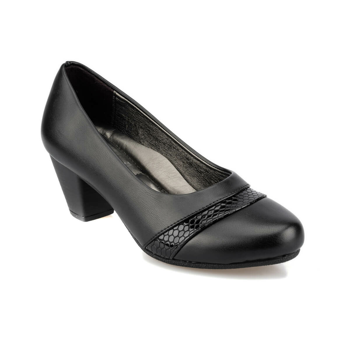 FLO 92.158111.Z Black Women Gova Shoes Polaris