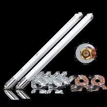 حزمة هوائي من الألياف الزجاجية 5.8dBi, هوائي لlora®+ قاعدة مغناطيسية هوائي