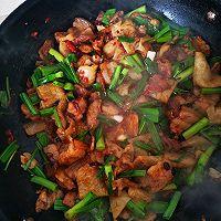 苕皮回锅肉的做法图解5