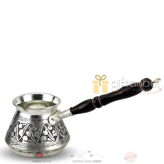 Turkish Traditional Design Copper Ibrik 4
