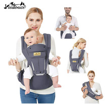 Toddler Carrier Backpack Doll-Plate Baby-Holder Hip-Seat Ergo Infant Front Facing Viedouce
