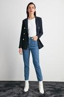 Trendyol High Bel Mom Jeans TWOAW20JE0457|Jeans| |  -