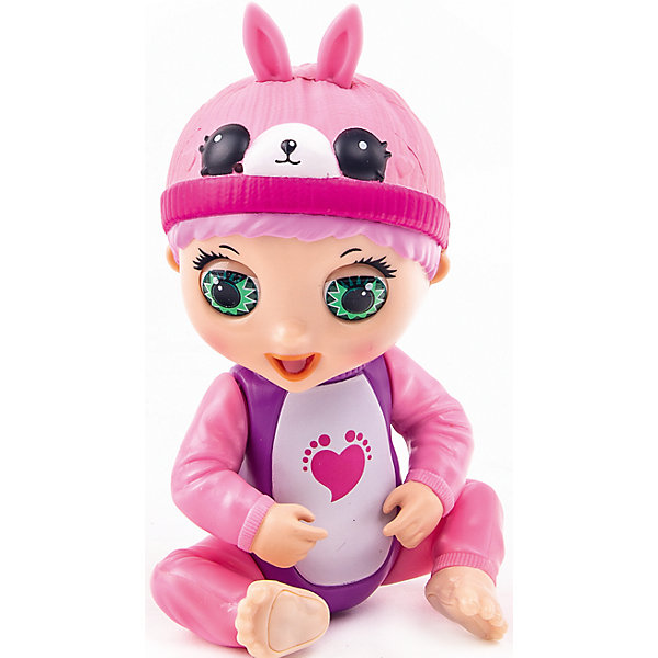 Interactive Toy Playmates Tiny Toes Bunny