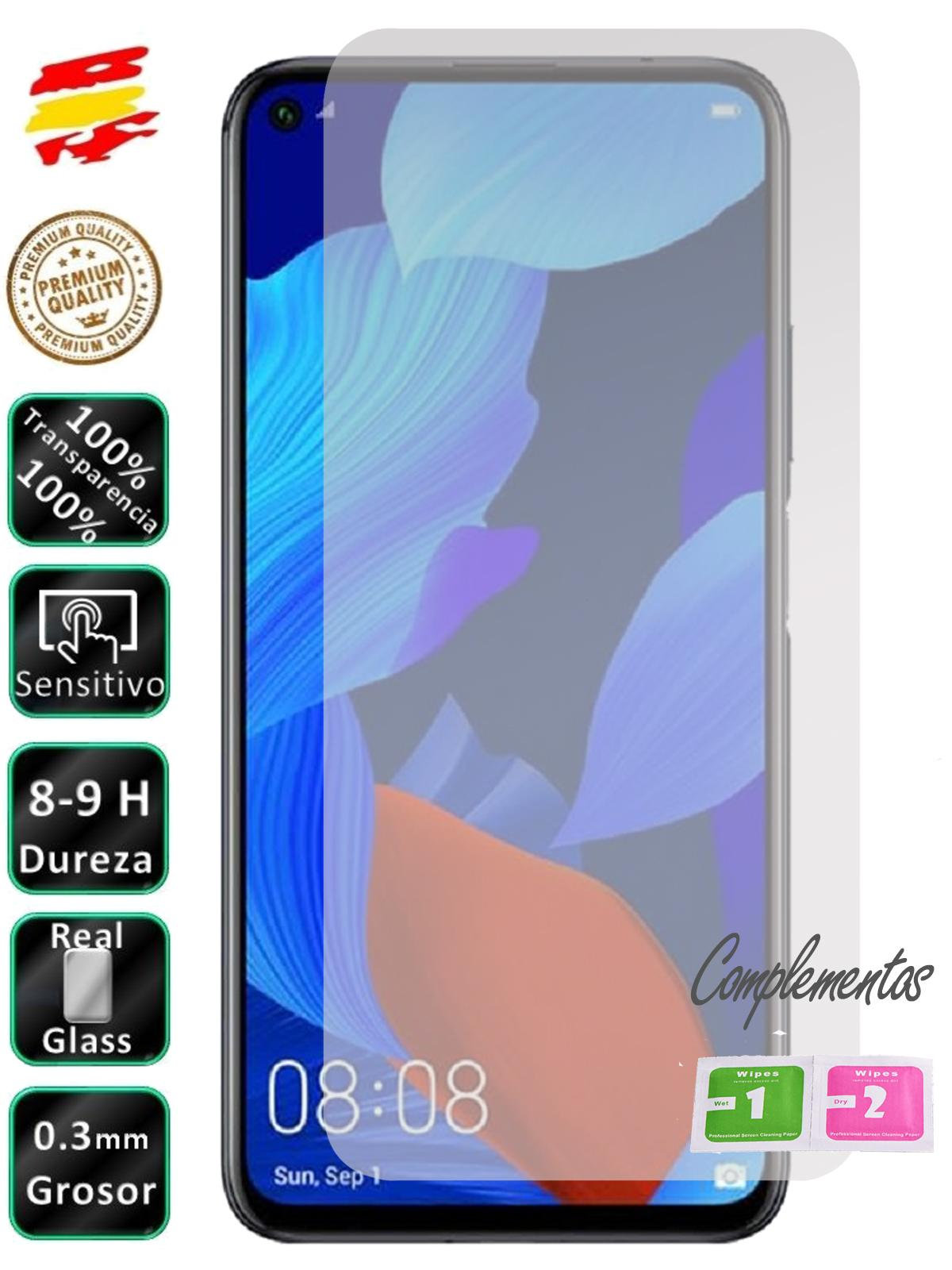 Patronizing For Huawei Nova 5T Tempered Glass Screen Glass 9H For Mobile