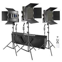 Neewer 3 шт передовые 24g 660 светодиодный видео светильник