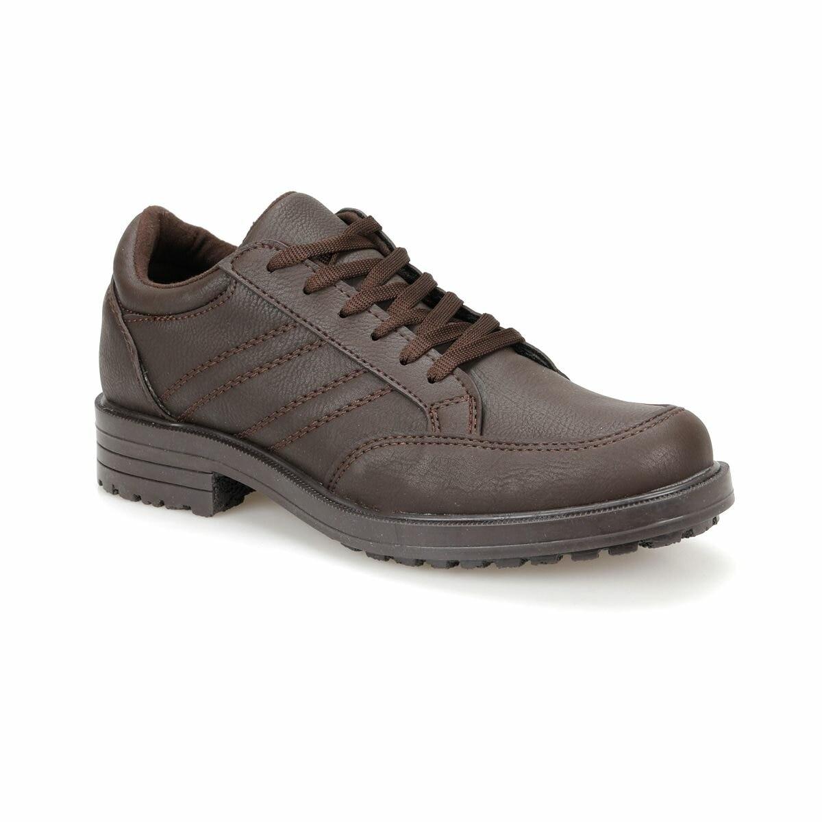 FLO 82.150510.M Brown Men Shoes Polaris