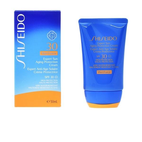 Sun Block Expert Sonne Aging Shiseido Spf 30 (50 ml)
