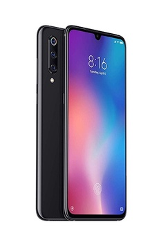 Перейти на Алиэкспресс и купить Xiaomi My 9 6 ГБ/64 Гб черная двойная SIM
