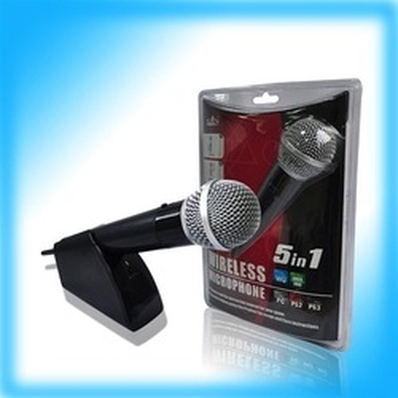 SOCKS 5 in 1 wireless microphone PS2/PS3/XBOX 360/WII/PC hawk hkaw 103 1 5