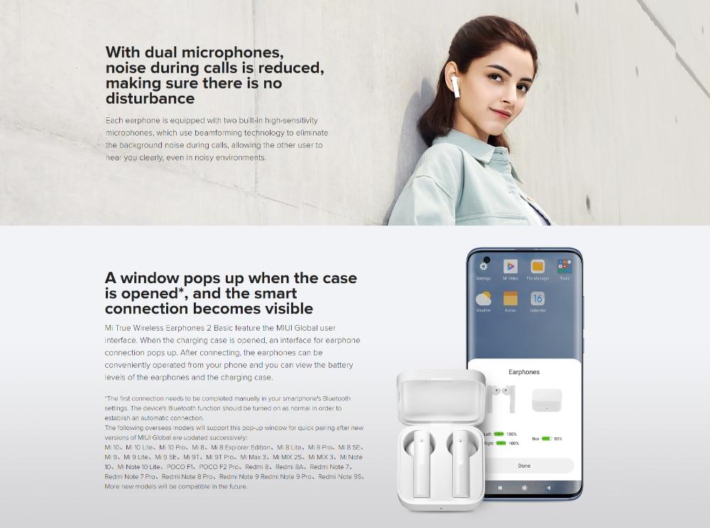 Mi True Wireless Earphones 2 Basic 4