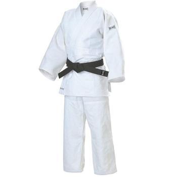 Dr. KO JUDOGI kimono de Judo. Conjunto de chaqueta grano de arroz y pantalon con costuras reforzadas.Unisex para niños y Adultos