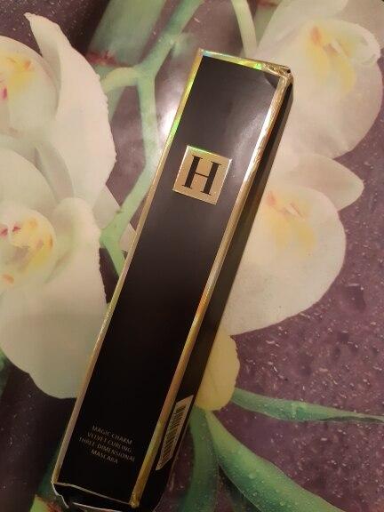 HENLICS Mascara 300degree Adjustable Brush 3D Mascara Waterproof Eyelash Extension Black Thick Lengthening Eye Lashes reviews №1 200944