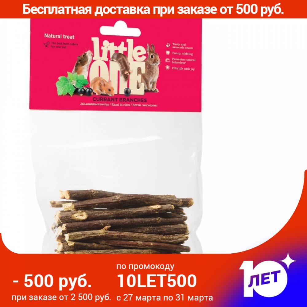 Little One Branches Of Currant For Rodents (50g.)