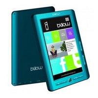 كتاب شاشة الوسائط المتعددة الإلكترونية بيلو 7 TFT اللون الأزرق-في مصابيح أرضيات من مصابيح وإضاءات على