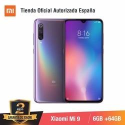 Wersja globalna dla hiszpanii] Xiao mi mi 9 (pamięci wewnętrzne de 64 GB, pamięci RAM de 6 GB, potrójne camara de 48 MP) smartphone 3