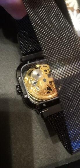 -- Relógio Forsining Homens