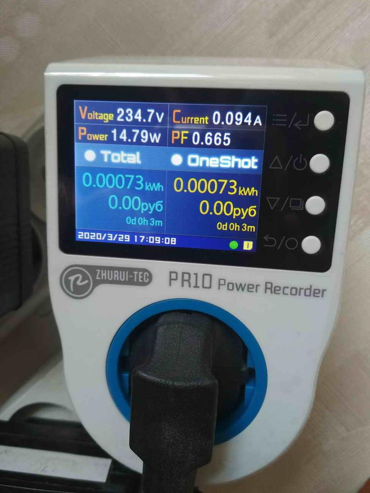 PR10 C EU16A (German plug) home power metering socket / home energy meter /power recorder / electricity meters/16 currency units|energy meter|power recorderelectricity meter - AliExpress