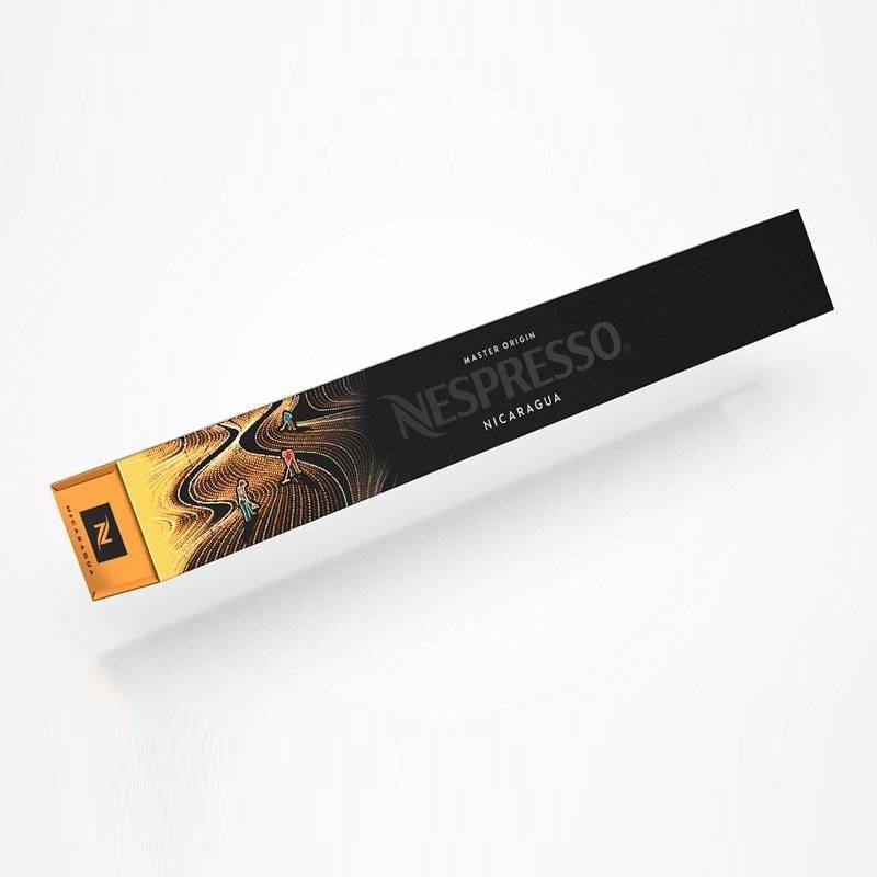 NICARAGUA MASTER ORIGIN NESPRESSO®10 capsules intensity 5