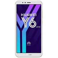 Huawei Y6 (2018), 4 Band G/LTE, Dual SIM, GB 16 de Memoria internal, 2gb Ram, Camera's 13 MP, Android System 8.0