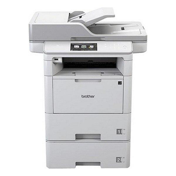 Multifunction Printer Brother DCPL6600DWT 46 Ppm WiFi LAN NFC White