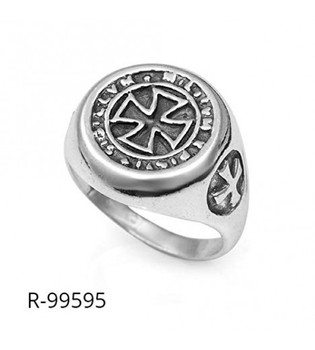 Seal ring Templar (Made in Spain Solid Silver) (18)