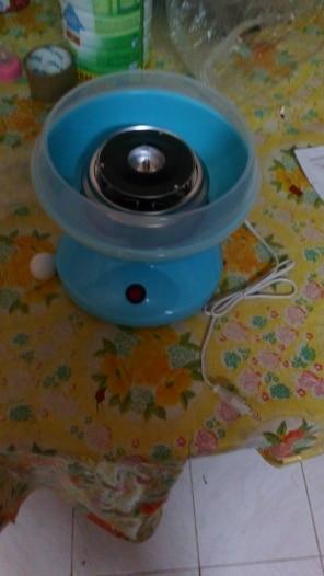 Electric DIY Sweet cotton candy maker portable Cotton Sugar Floss machine girl boy gift children's day Marshmallow Machine|Food Processors|   - AliExpress