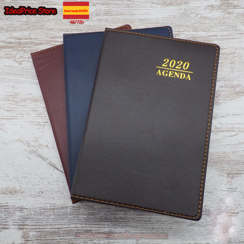 Classical®Exercise Book Agenda 2020 Size A5 Top Softback