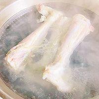"""#美食说出""""新年好""""#羊腿罗卜煲汤的做法图解6"""
