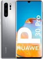 Huawei P30 Pro New Edition phone, Silver (Silver), 256 GB internal memory, 8 GB RAM, Dual SIM, screen or