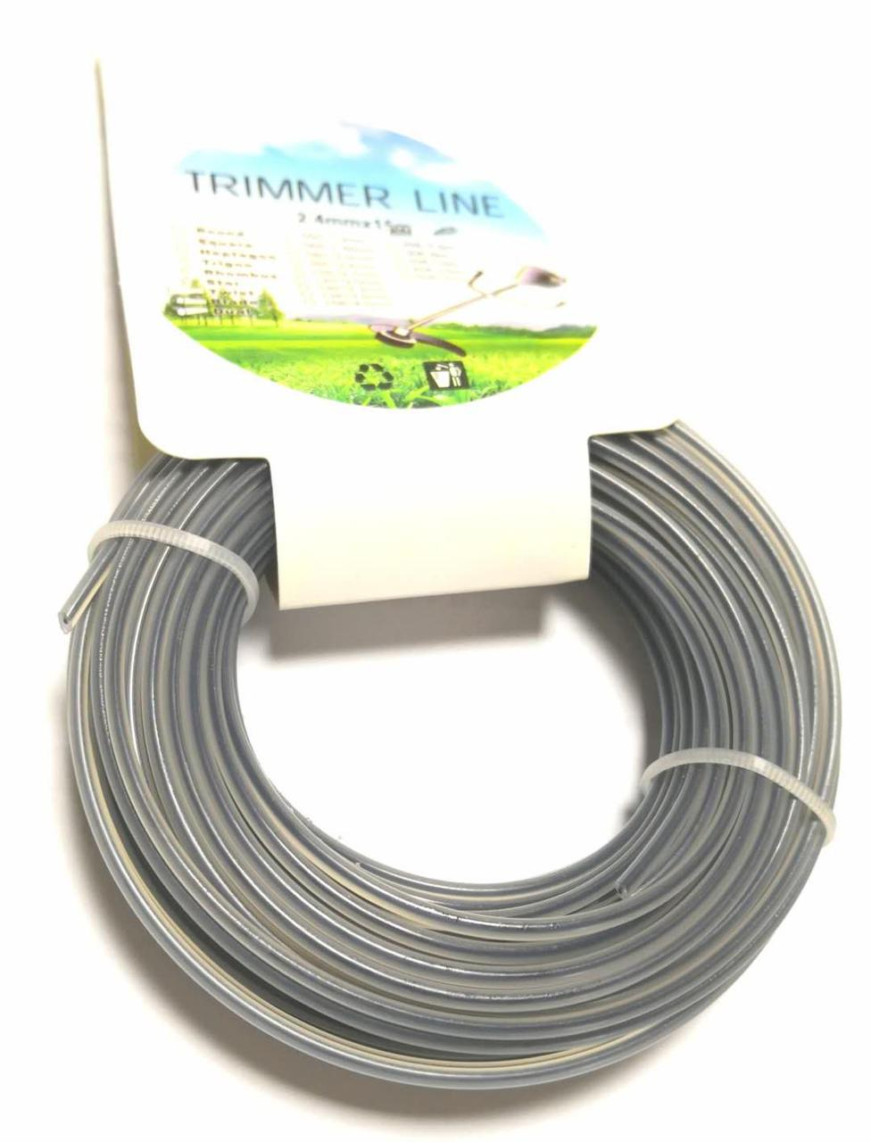 Fishing Line Trimmer 2,4mm 15 M