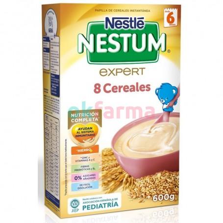 Nestle Nestum Expert 8 Grain 600 GR