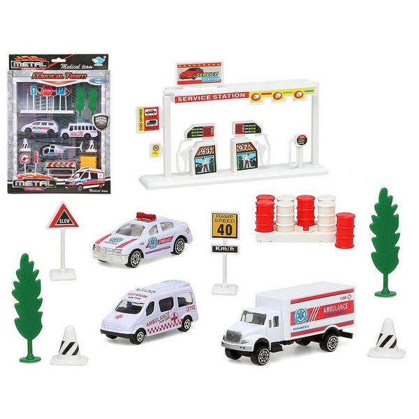 Vehicle Playset Medical Team 113493