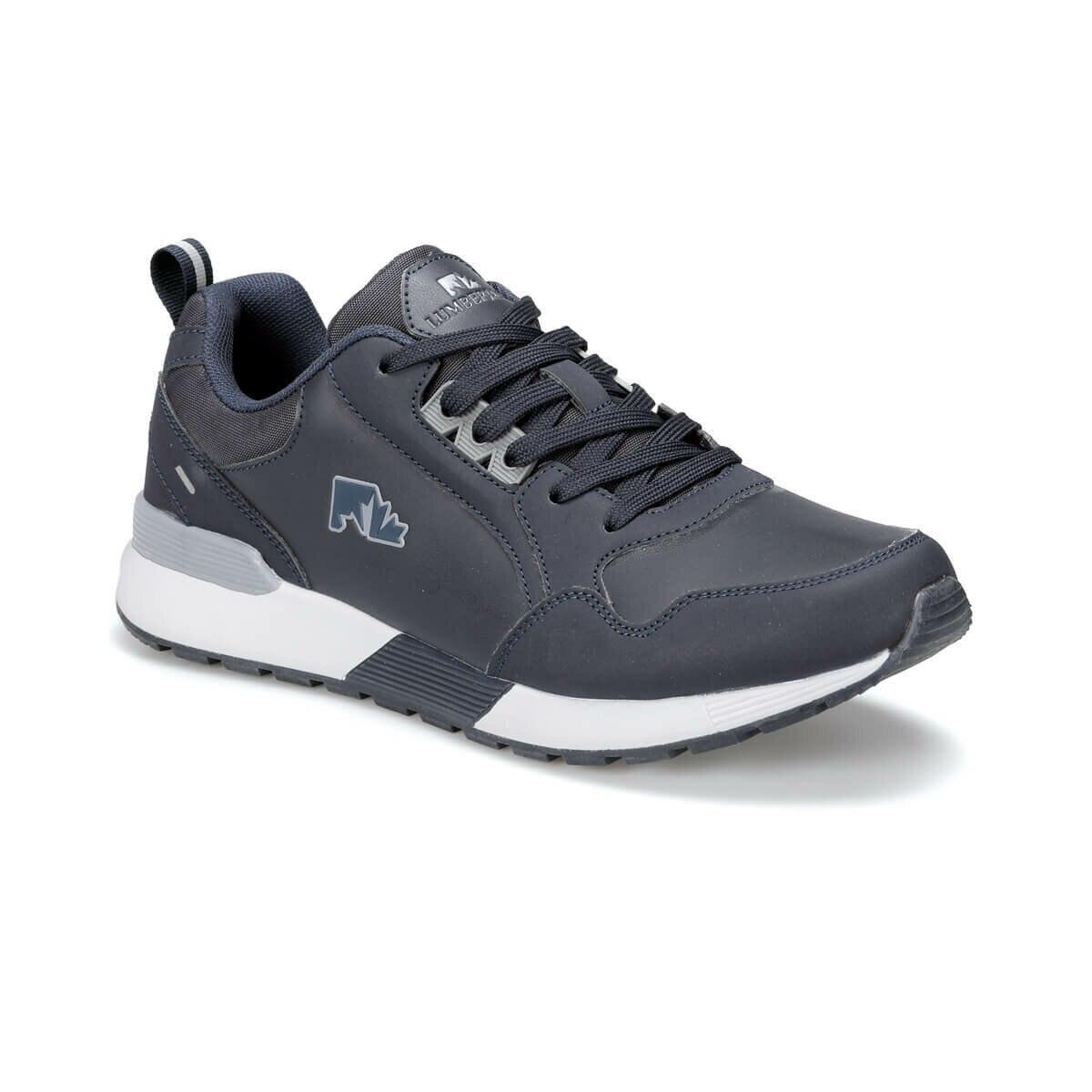 FLO TEYANG 9PR Navy Blue Men 'S Sneaker Shoes LUMBERJACK