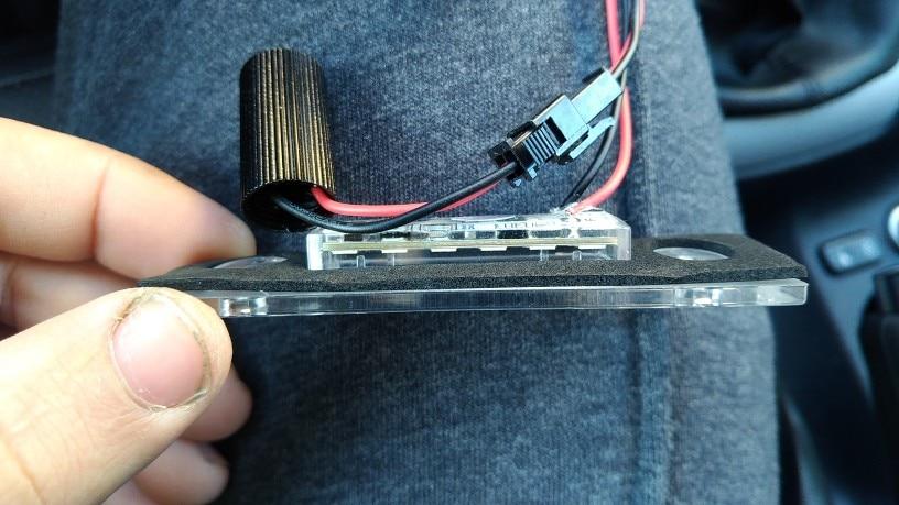 Lâmpada de sinal 2006-2010 2006-2010 licença