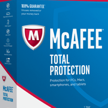 McAfee Total Protection 2021 5 Years Multi Devices GLOBAL VERSION